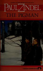 an analysis of the novel the pigman by paul zindel