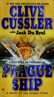 Cover of: Plague ship | Clive Cussler