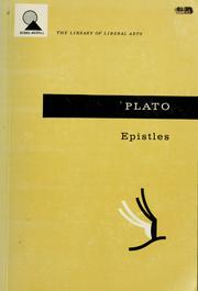 Cover of: Plato's seventh & eighth letters: a translation, with critical essays and notes