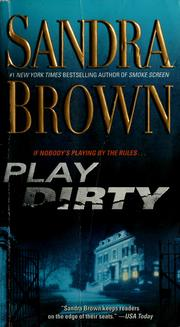 Cover of: Play dirty | Sandra Brown