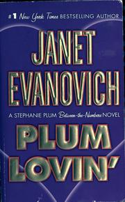Cover of: Plum lovin' by Janet Evanovich