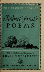 a comparison of robert frosts poems and novels 10 of the best robert frost poems everyone should read (we might compare his friend edward thomas here) robert frost in c 1910, author unknown.
