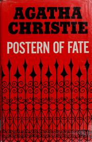 Cover of: Postern of fate