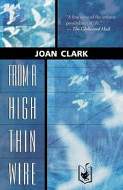 Cover of: From a High Thin Wire