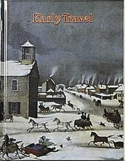 Cover of: Early Travel