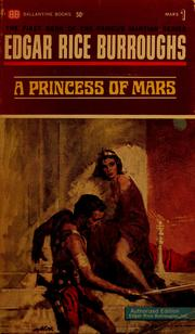 Cover of: A Princess of Mars
