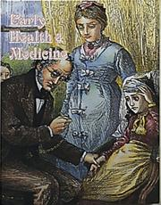Cover of: Early Health and Medicine