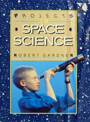 Cover of: Projects in space science | Gardner Robert
