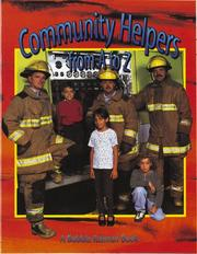Cover of: Community helpers from A to Z