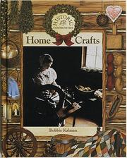 Cover of: Home Crafts (Historic Communities)