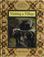 Cover of: Visiting a Village (Historic Communities)