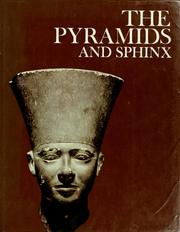 Cover of: The pyramids and sphinx | Stewart, Desmond