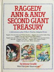 Cover of: Raggedy Ann & Andy second giant treasury | Ellen Dreyer