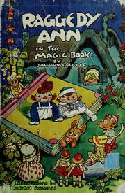 Cover of: Raggedy Ann in the magic book | Johnny Gruelle