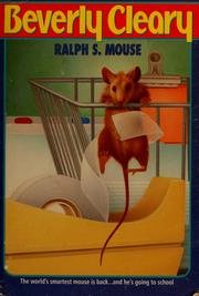 Cover of: Ralph S. Mouse by Beverly Cleary