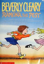 Cover of: Ramona the Pest | Beverly Cleary