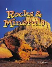 Cover of: Rocks & minerals | Neil Morris