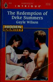 The redemption of Deke Summers