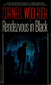 Cover of: Rendezvous in Black | Cornell Woolrich