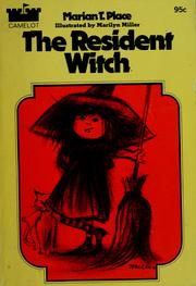 Cover of: The resident witch | Marian T. Place