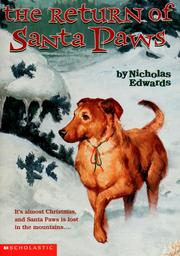 Cover of: The return of Santa Paws | Nicholas Edwards