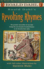 Cover of: Revolting rhymes | Roald Dahl