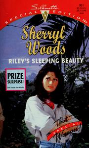 Cover of: Riley's sleeping beauty | Sherryl Woods.