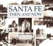 Cover of: Santa Fe then and now | Sheila Morand