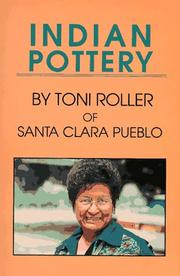 Cover of: Indian pottery | Toni Roller