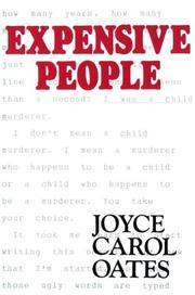 Expensive people by Joyce Carol Oates