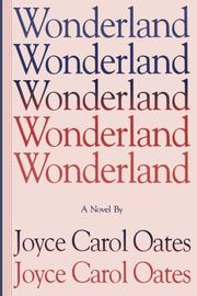 Cover of: Wonderland: a novel