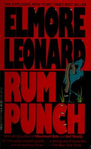 Cover of: Rum Punch