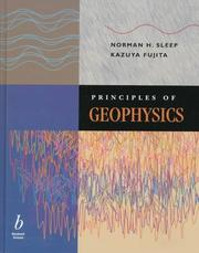 Cover of: Principles of geophysics