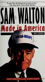 Sam Walton, made in America