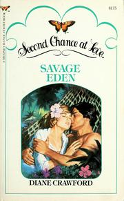 Cover of: Savage Eden by Diane Crawford
