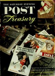 Cover of: The Saturday evening post treasury |