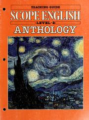 Cover of: Scope English anthology : level two | edited by Katherine Robinson.