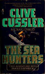 Cover of: The sea hunters | Clive Cussler