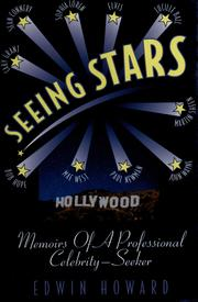 Cover of: Seeing stars | Edwin Howard