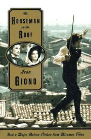 Cover of: The horseman on the roof | Jean Giono