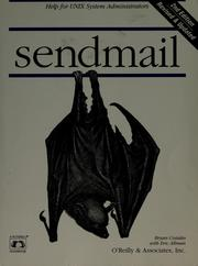 Cover of: Sendmail | Bryan Costales