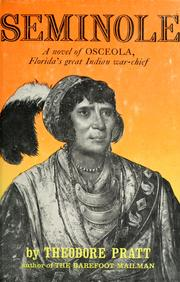 Seminole by Theodore Pratt