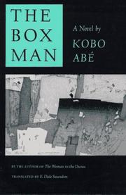 Cover of: The Box Man | Kobo Abe