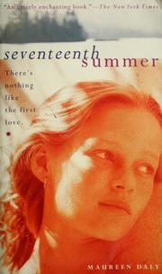 Cover of: Seventeenth summer | Maureen Daly