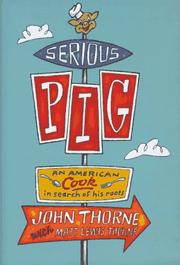 Cover of: Serious pig