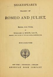 romeo and juliet original book