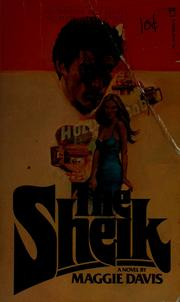 Cover of: The sheik by Maggie Davis