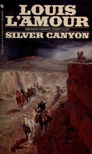 Cover of: Silver Canyon