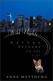 Cover of: Wild Nights