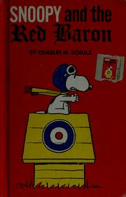 Cover of: Snoopy and the Red Baron |